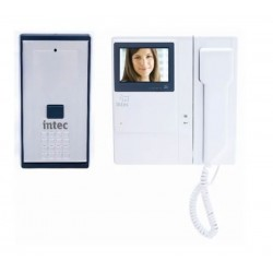 Kit Videoportero con telecámara de sobreponer