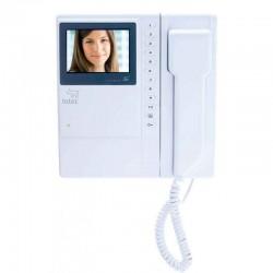 Monitor a Color con Intercomunicación 10 botones