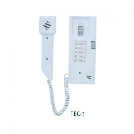 Teléfono de 3 botones